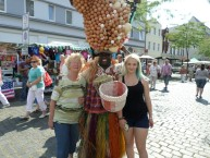 Stadtfest and Hafenfest Wittenberge 2015